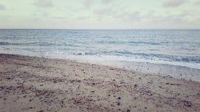 Пляж Норфолка стоковые фотографии rf