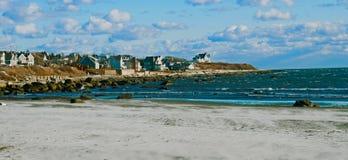 Пляж Ньюпорта Стоковая Фотография RF