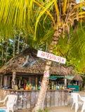 Пляж Панама морских звёзд стоковое фото