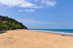 Пляж полета в Австралии стоковая фотография rf