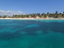 Пляж получает прочь стоковые изображения rf