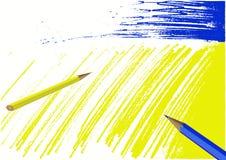 пляж предпосылки иллюстрация вектора