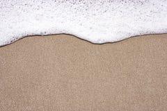 пляж предпосылки Стоковое фото RF