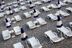 пляж славный Стоковая Фотография RF