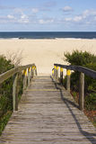 пляж старый Стоковое фото RF