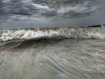 Пляж утеса стоковые фото