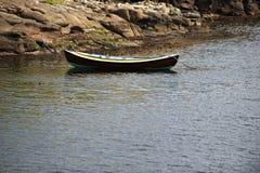 пляж утесистый Стоковое Фото