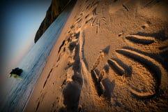 пляж Фиджи Стоковые Фотографии RF