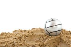 пляж шарика Стоковое Изображение