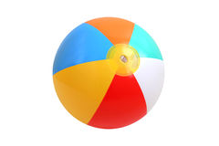 пляж шарика Стоковые Фотографии RF