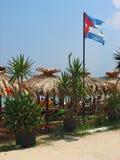 пляж штанги Стоковое Изображение