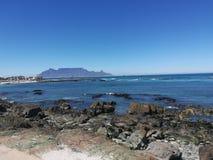 Пляж Южной Африки стоковое фото