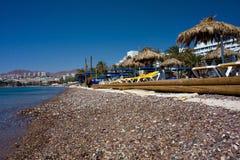 пляж 3 экзотический Стоковая Фотография