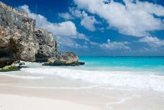 пляж 3 Стоковое Изображение RF