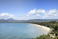 пляж 4 мили Стоковые Изображения RF