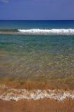 пляж algarve Стоковые Фото