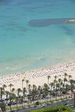 Пляж, Alicante, Испания Стоковая Фотография