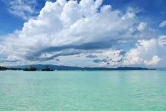 пляж boracay тропический Стоковая Фотография RF