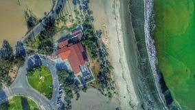 Пляж Cabrillo Стоковое Изображение