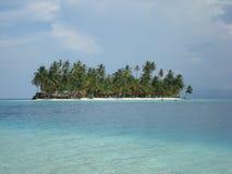 пляж caribbean Панама стоковое изображение rf
