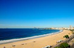 Пляж Copacabana стоковые фото