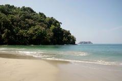 пляж Costa Rica Стоковые Изображения