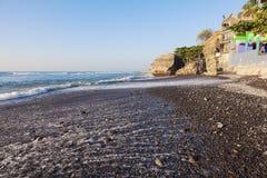 Пляж El Tunco в Сальвадоре Стоковые Фотографии RF
