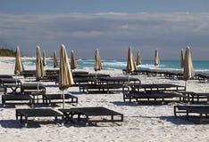 пляж florida miami южный стоковое изображение rf