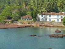 Пляж Goa Стоковое Изображение RF