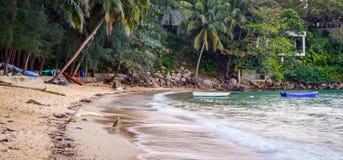 Пляж Hua в Пхукете Стоковые Изображения