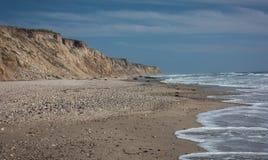 Пляж Jalama Стоковое Изображение