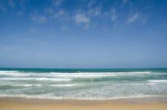 Пляж Karon в phuket стоковое фото