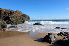 Пляж Keurbooms Стоковые Изображения
