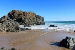 Пляж Keurbooms Стоковые Изображения RF