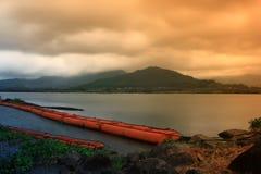 Пляж Ladnscape красивый стоковая фотография rf