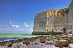 пляж le tileul Стоковые Фотографии RF