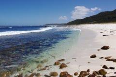 пляж maclear Стоковое Изображение