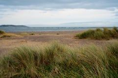 Пляж Malahide. Ирландия стоковая фотография rf