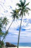 Пляж Marang Стоковые Изображения RF