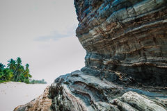 Пляж Marang Стоковые Изображения