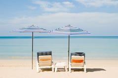 Пляж Nai Yang Стоковые Изображения