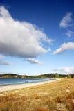 пляж omaha Стоковое Изображение RF
