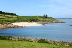 пляж pelistry Стоковая Фотография RF