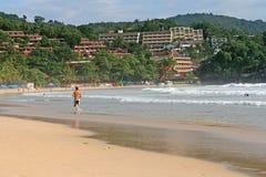 пляж phuket Стоковое Изображение
