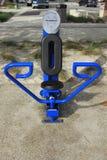 Давление комода, машина давления задней части Стоковое фото RF