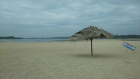 Пляж Pondicherry стоковые фото