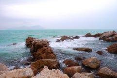 пляж shenzhen Стоковые Изображения