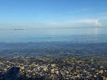 Пляж Solana Jasaan Misamis Oriental Dalampasigan Стоковые Фотографии RF
