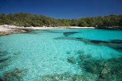 Пляж Turqueta Стоковое фото RF