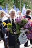победа ветерана дня Стоковые Фотографии RF